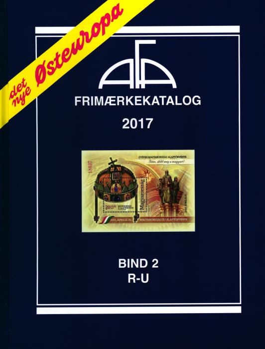 Image of   AFA Østeuropa 2017 Bind 2 (Bog)