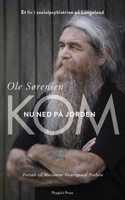 Image of   Kom nu ned på jorden (Bog)