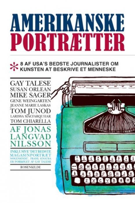 Image of   Amerikanske portrætter (Bog)