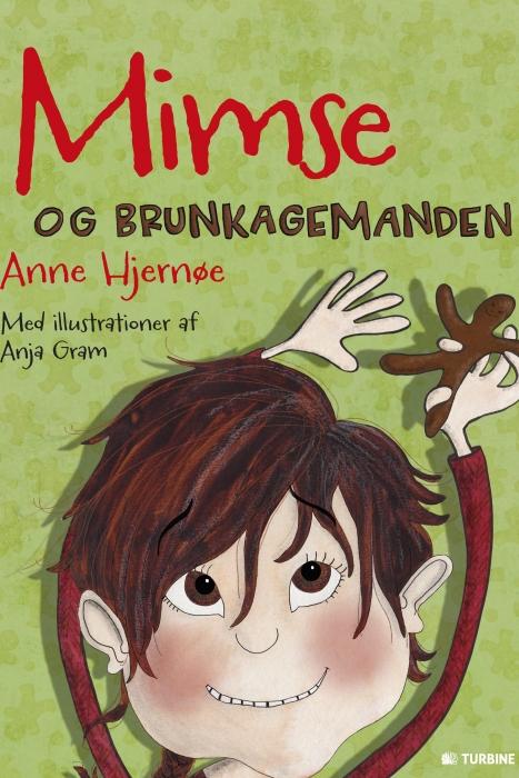 Image of Mimse og brunkagemanden (Bog)