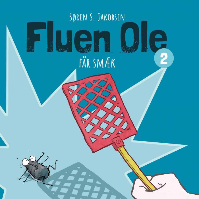 Fluen Ole #2: Fluen Ole får smæk (Lydbog)