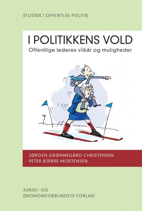 I politikkens vold (E-bog)