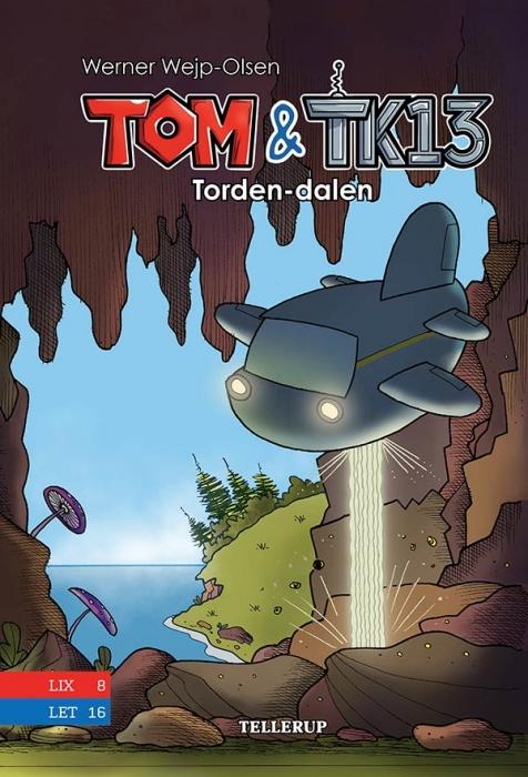 Tom & TK13 #1: Torden-dalen (E-bog)
