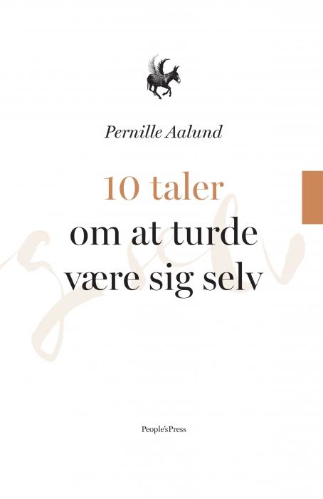 Image of   10 taler om at turde være sig selv (E-bog)