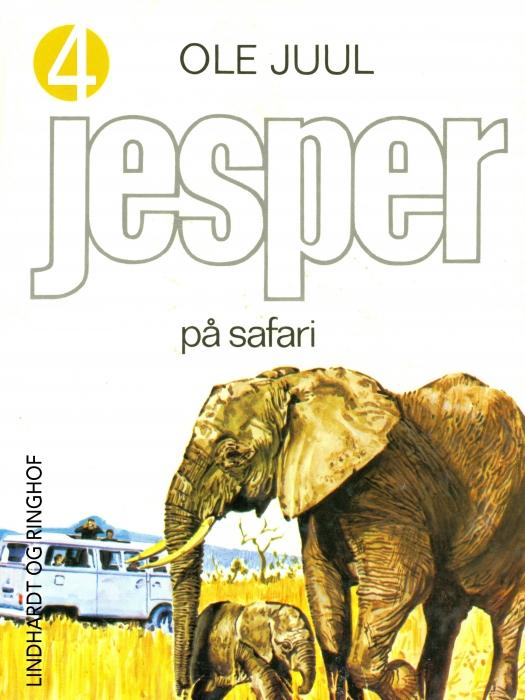 Billede af Jesper på safari (E-bog)