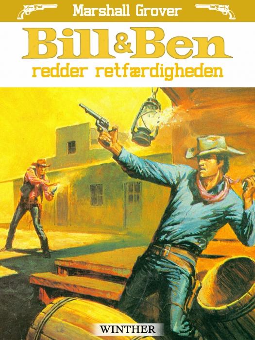 Bill og Ben redder retfærdigheden (E-bog)