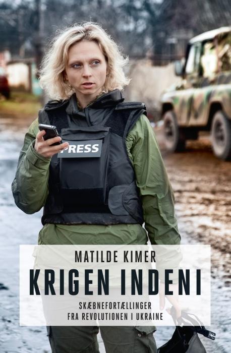Image of   Krigen indeni (E-bog)