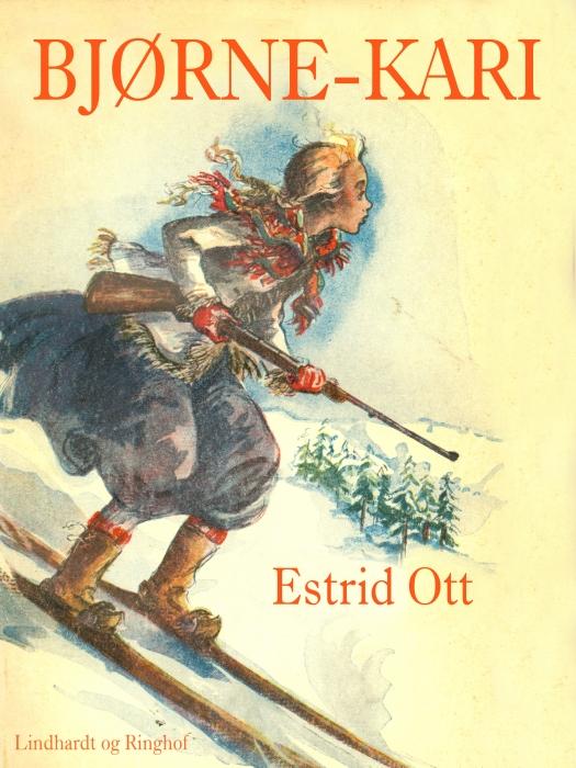 Image of   Bjørne-Kari (E-bog)