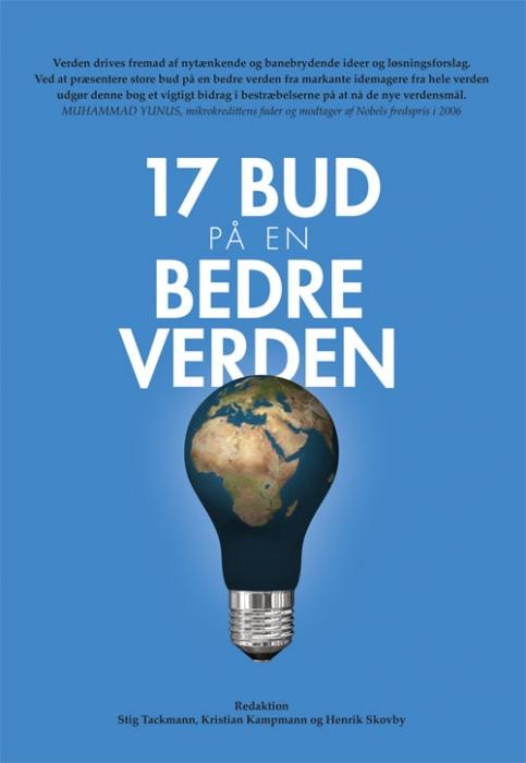 Image of   17 bud på en bedre verden (Bog)
