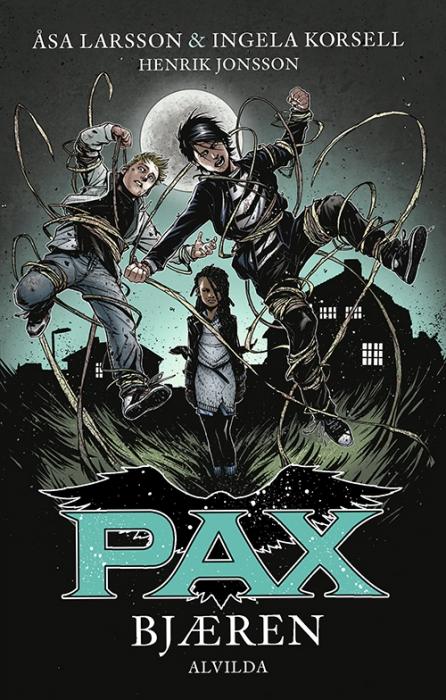 Image of PAX 4: Bjæren (E-bog)