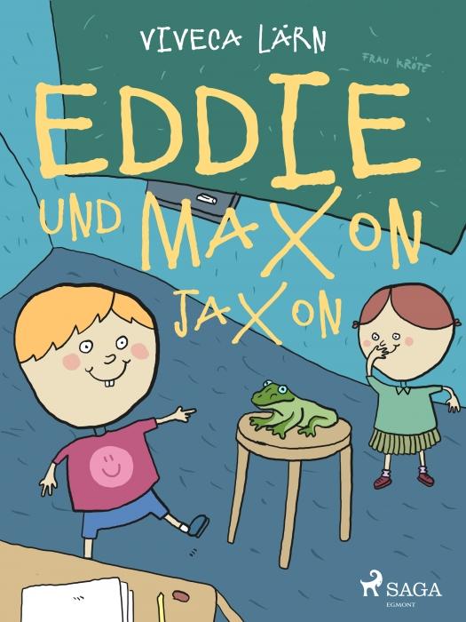 Image of   Eddie und Maxon Jaxon (Lydbog)