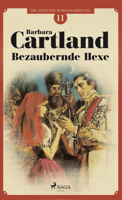 Image of Bezaubernde Hexe (Lydbog)