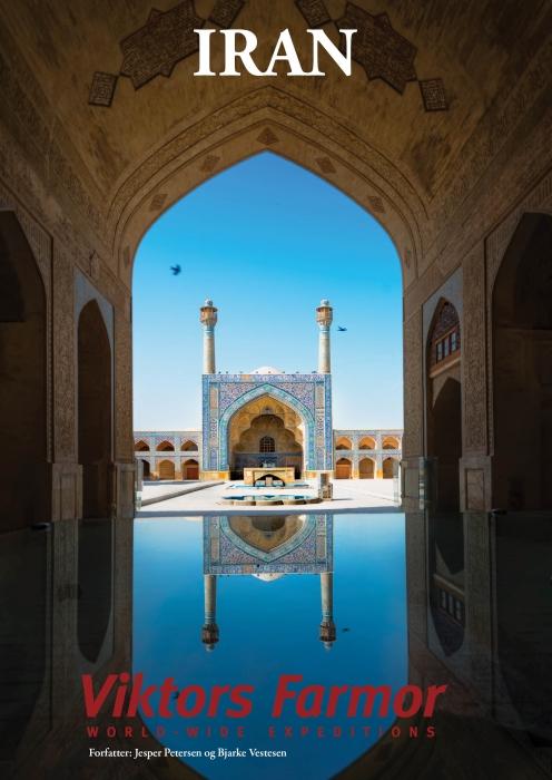 Image of   Akademisk Rejseguide Iran (E-bog)