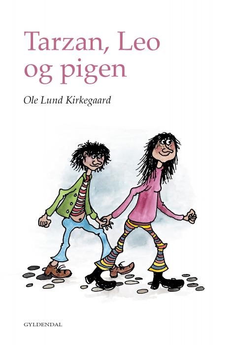 Image of   Tarzan, Leo og pigen (E-bog)