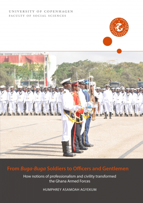 From Buga‐Buga Soldiers to Officers and Gentlemen (E-bog)