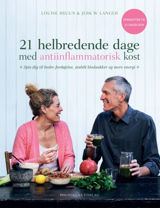 Billede af 21 helbredende dage med antiinflammatorisk kost (E-bog)