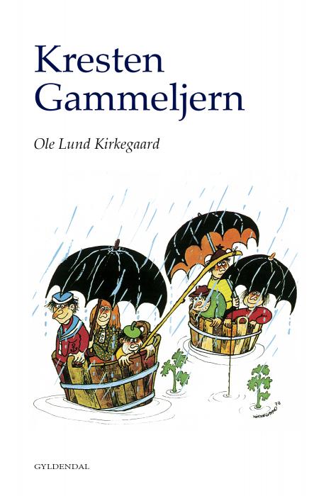Image of   Kresten Gammeljern (E-bog)