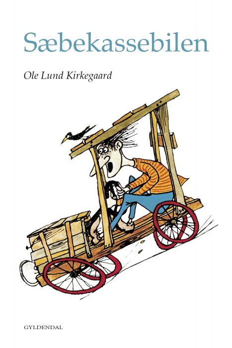 Image of   Sæbekassebilen (E-bog)