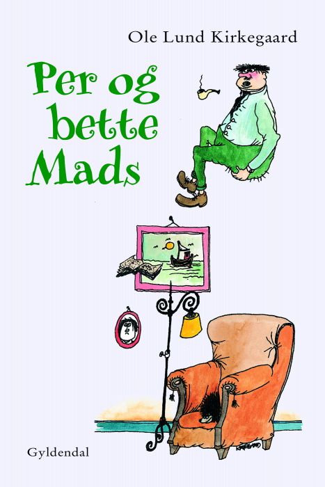 Image of   Per og bette Mads (E-bog)