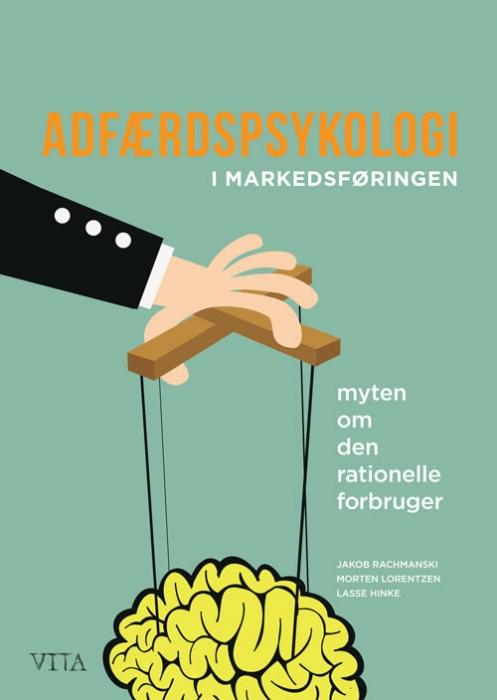 Image of   Adfærdspsykologi i markedsføringen (Bog)