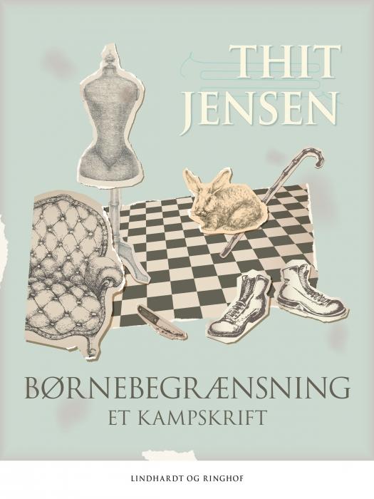 Image of   Børnebegrænsning (E-bog)