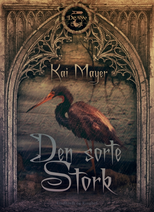 Den sorte stork (E-bog)