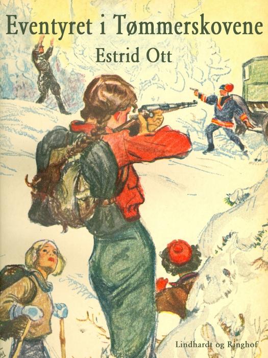 Image of   Eventyret i Tømmerskovene (E-bog)