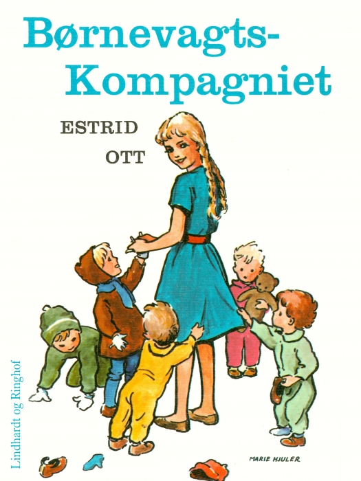 Image of   Børnevagtskompagniet (E-bog)