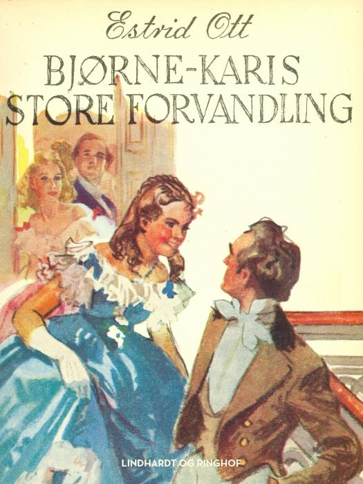 Image of   Bjørne-Karis store forvandling (E-bog)