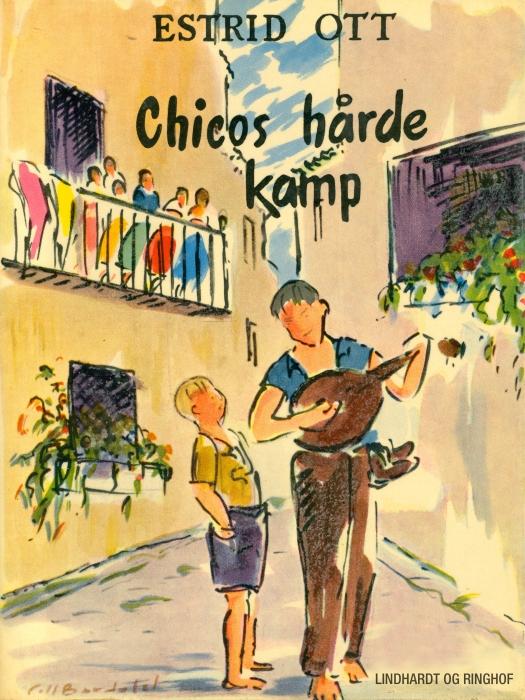 Image of   Chicos hårde kamp (E-bog)