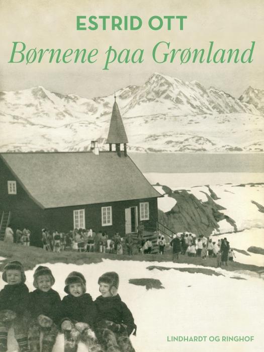 Image of   Børnene på Grønland (E-bog)