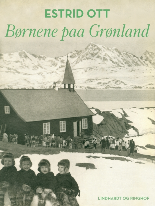 Børnene på Grønland (E-bog)