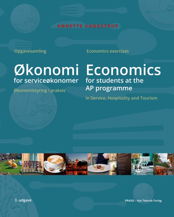 Image of Økonomi for serviceøkonomer (E-bog)