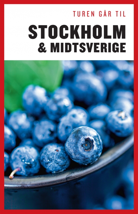 Turen går til Stockholm & Midtsverige (Bog)