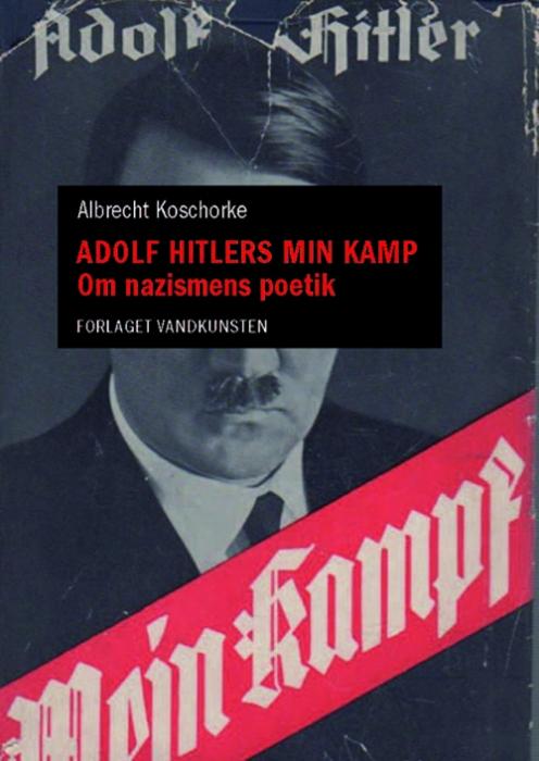Image of Adolf Hitlers Min Kamp (Bog)
