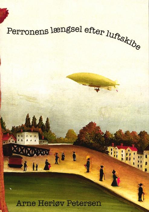 Image of Perronens længsel efter luftskibe (Bog)