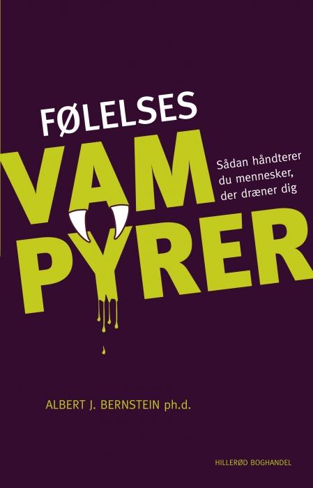 Image of Følelsesvampyrer (Bog)