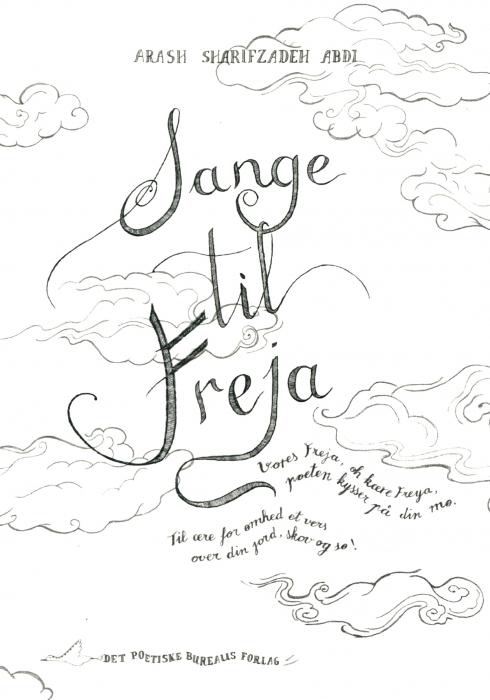 Image of Sange til Freja (Bog)