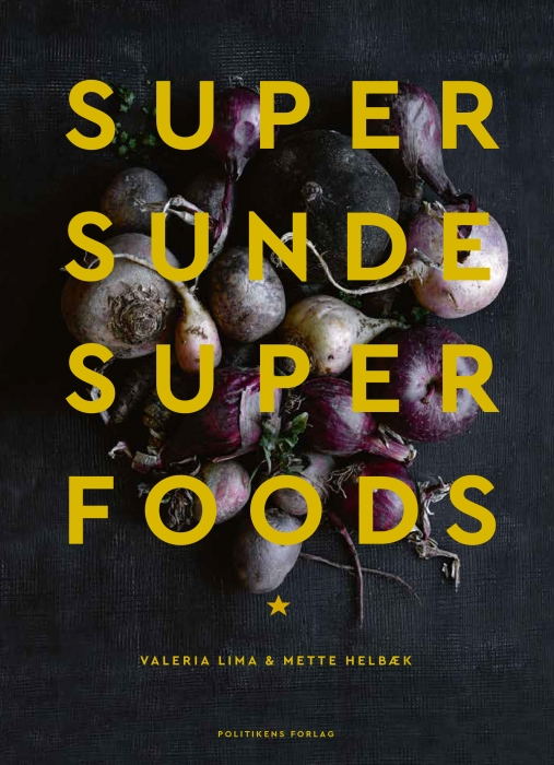 Supersunde superfoods (Bog)
