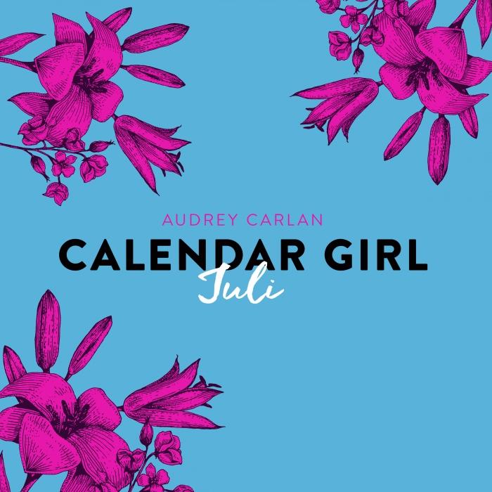 Image of Calendar Girl - Juli (Lydbog)