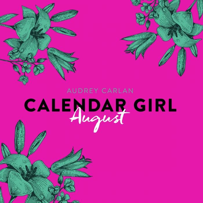 Image of Calendar Girl - August (Lydbog)
