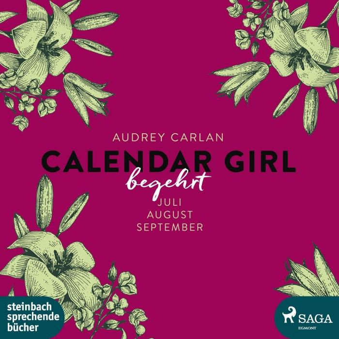Calendar Girl - Begehrt (Lydbog)
