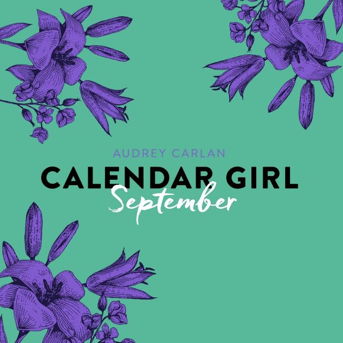 Image of Calendar Girl - September (Lydbog)