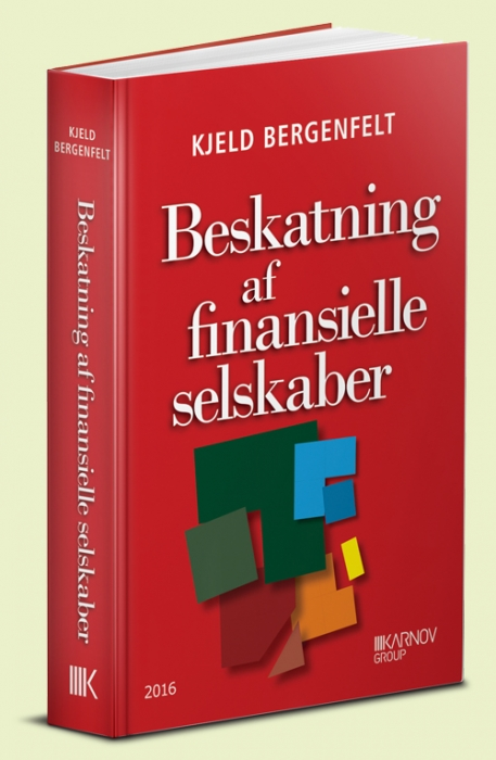 Image of   Beskatning af finansielle selskaber (Bog)