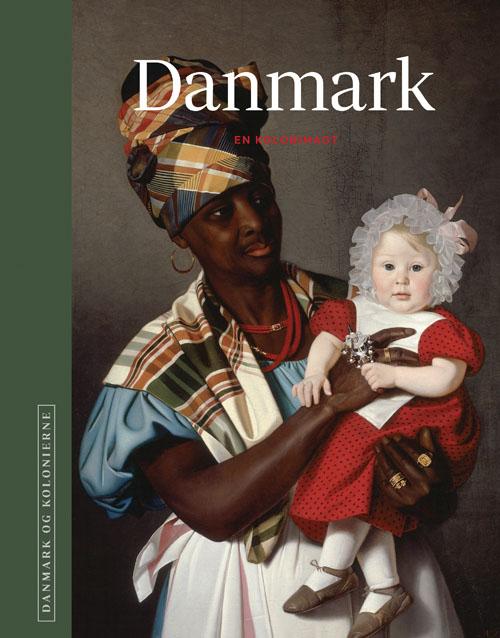 Image of   Danmark og kolonierne - Danmark (Bog)