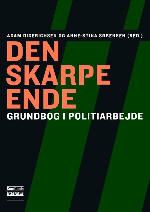 Image of Den skarpe ende (Bog)