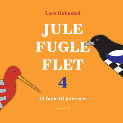 Jule Fugle Flet 4 (Bog)