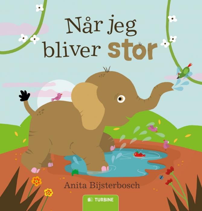 Image of Når jeg bliver stor (Bog)
