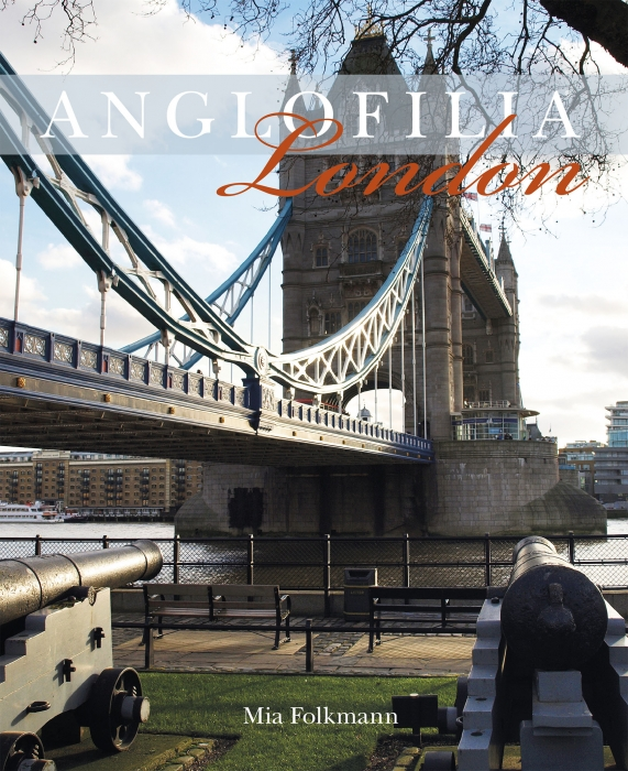 Image of   ANGLOFILIA London (Bog)