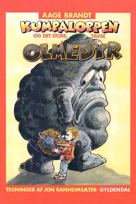 Image of Kumpaloppen og Det Store, Tavse Olmedyr (E-bog)